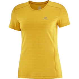 Salomon XA SS Tee Women, arrowwood